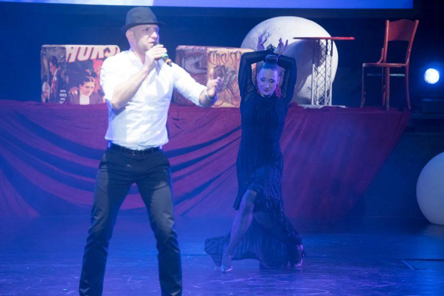 Ivana Kucerova tanec