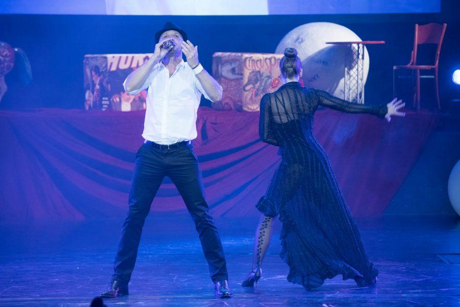 Ivka Kucerova tanec